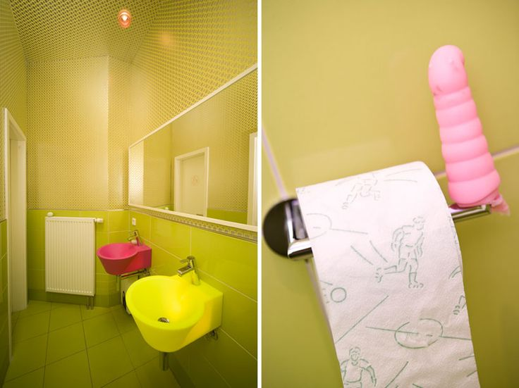 fun factory karim rashid - bathroom